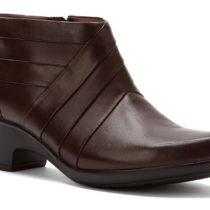 Clarks Malia Hue Boot Brown
