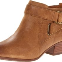 Clarks Spye Belle Bootie Brown