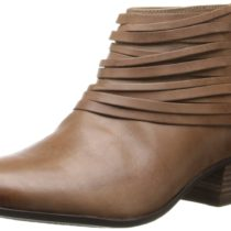 Clarks Spye Celeste Ankle Boot Brown
