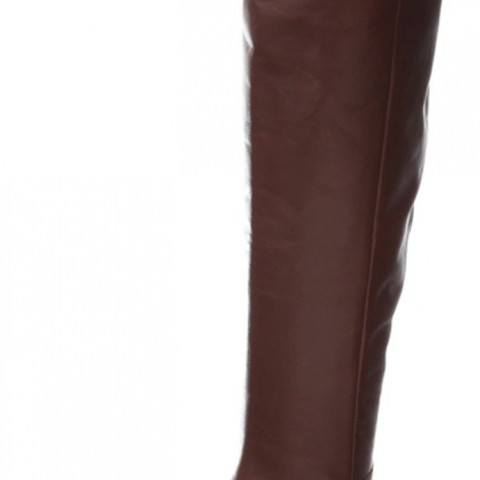 Cole Haan Parson Riding Boot Chestnut