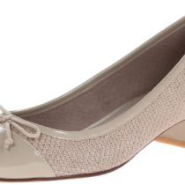 Cole Haan Sarina PM Dress Pump Twine Snake Embossed PrintTwine Patent