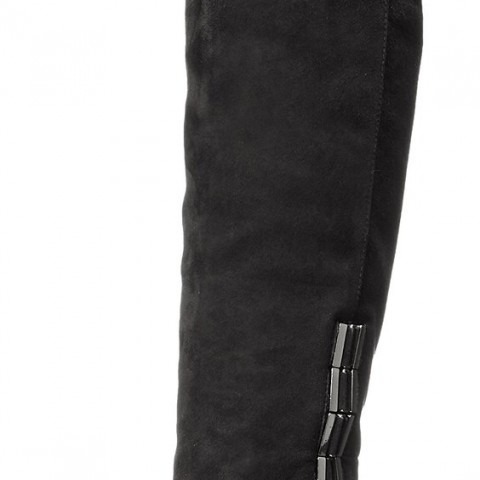 Dolce Vita Inara Riding Boot Black