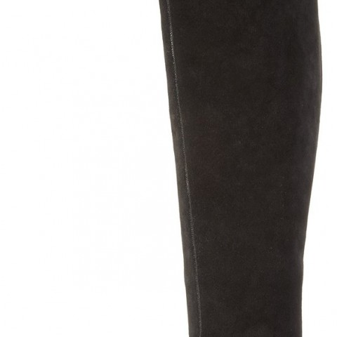Donald J Pliner Divo Over-the-Knee Boot_Black Suede