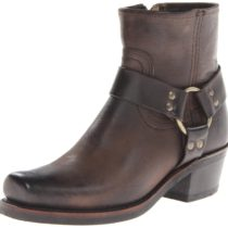 FRYE Harness 6-Inch Ankle Boot Gaucho Oiled Leather