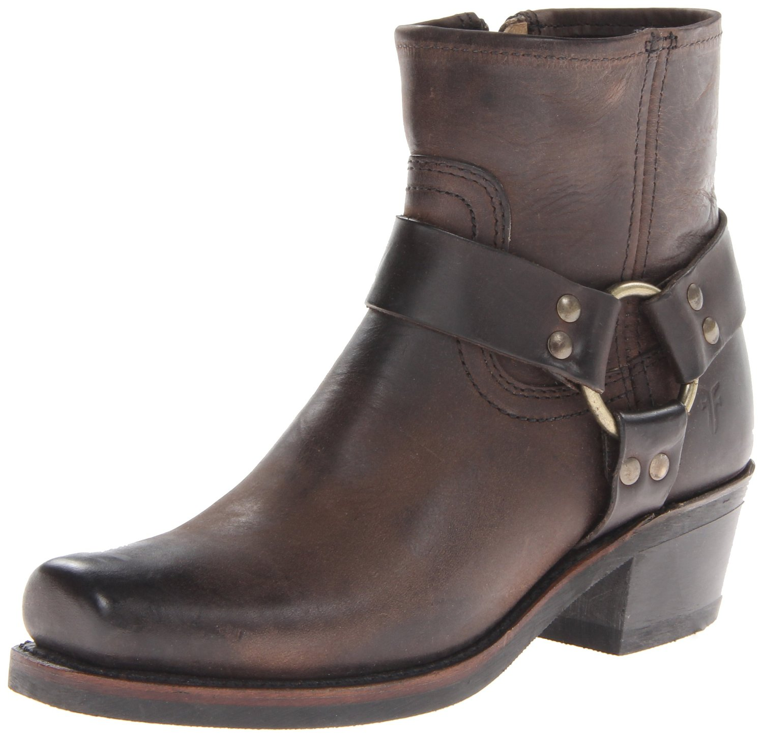 frye harness 6 inch ankle boot
