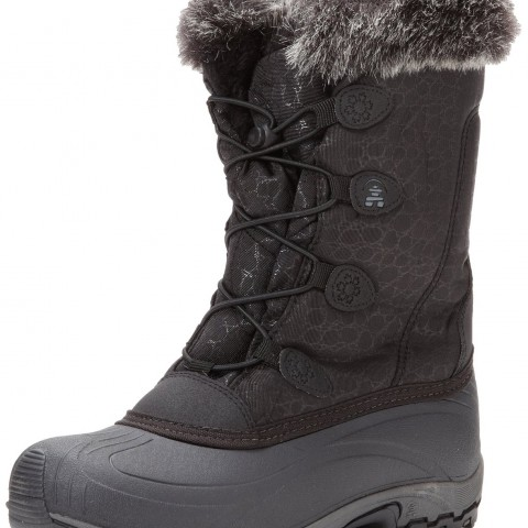 Kamik Momentum Snow Boot Black