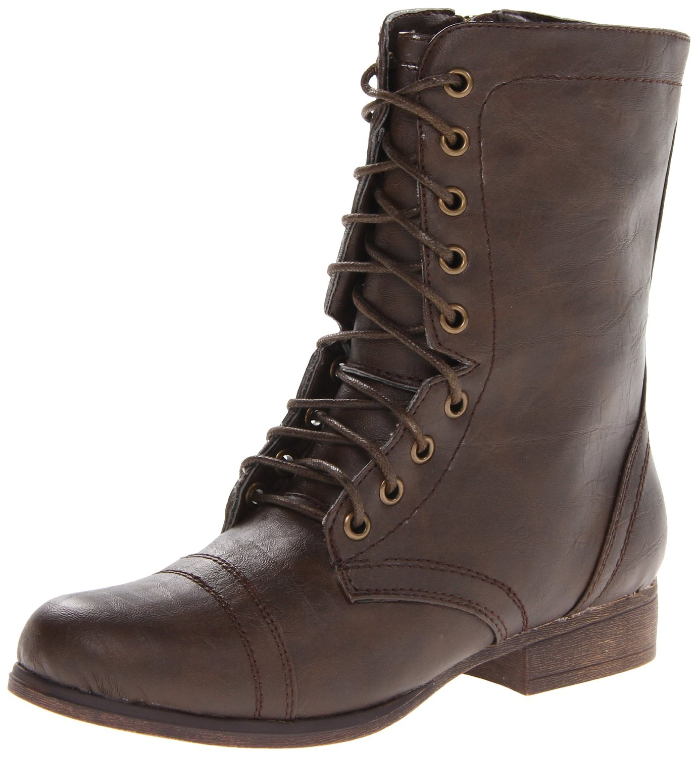 Madden Girl Gamer Lace Up Boot