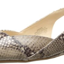 Nine West Aver Synthetic Ballet Flat_Natural Multi