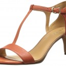 Nine West Grand Leather Dress Sandal