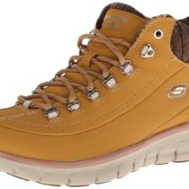 Skechers Strong Will Snow Boot Wheat