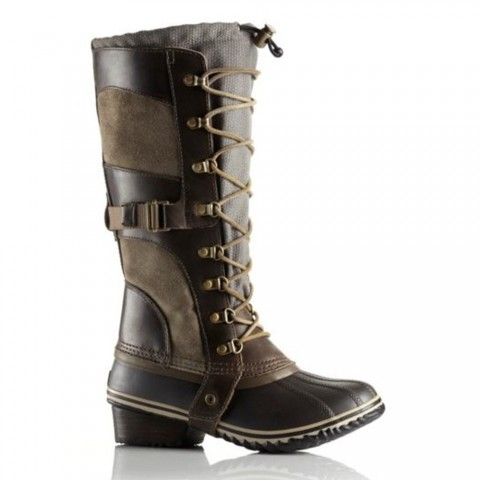 Sorel Conquest Carly Boot CammoBrown