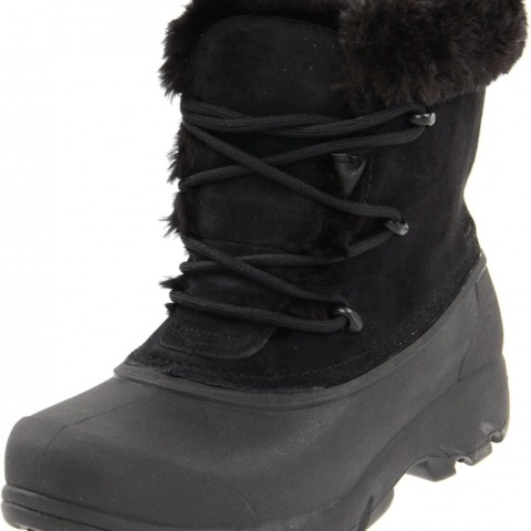 Sorel Snow Angel Lace Boot Black