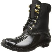 Sperry Top-Sider Shearwater Snow Boot Black