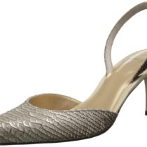 Stuart Weitzman Sashamid Dress Pump Taupe
