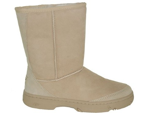 UGG Ultimate Short Boots Sand