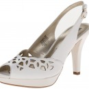 AK Anne Klein Rubena Leather Platform Pump