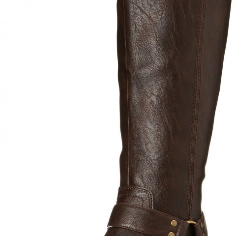 Aerosoles Mezzotint Riding Boot Brown