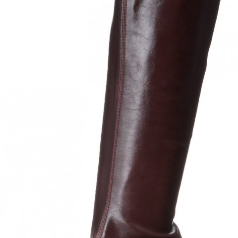Aerosoles Risky Pizness Boot Wine Combo