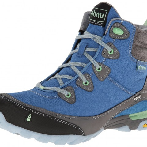 Ahnu Sugarpine Boot Hiking Boot Vallarta Blue