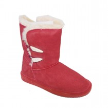BEARPAW Abigail Boot Redwood