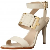 Calvin-Klein-Women's-Vanesa-Dress-Sandal Cream