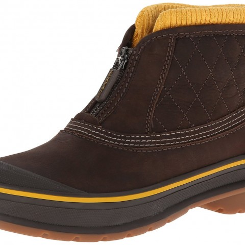 Clarks Muckers Slope Snow Boot Brown