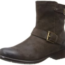 Clarks Plaza Float Boot Brown