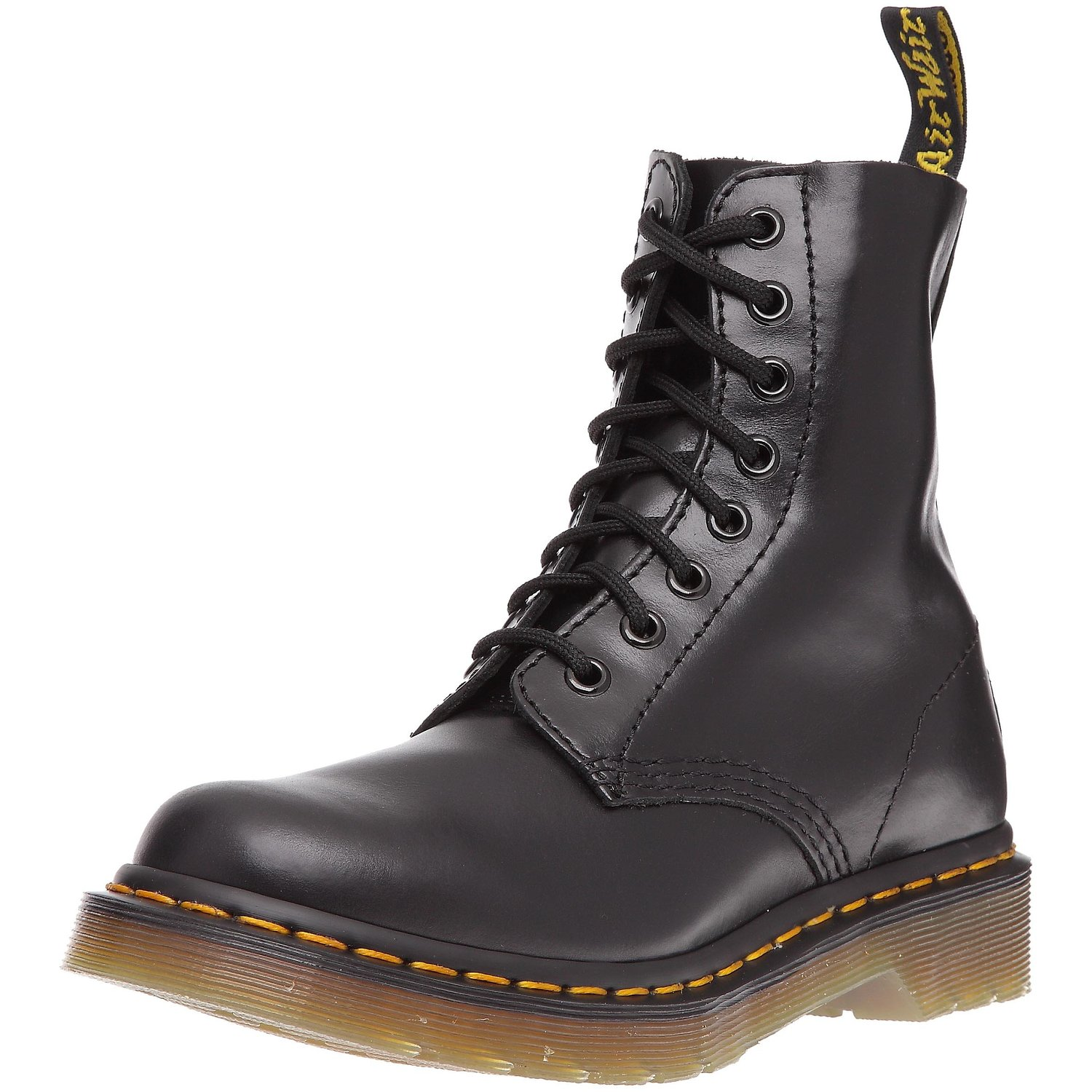 dr martens pascal leather ankle high boot. Black Bedroom Furniture Sets. Home Design Ideas