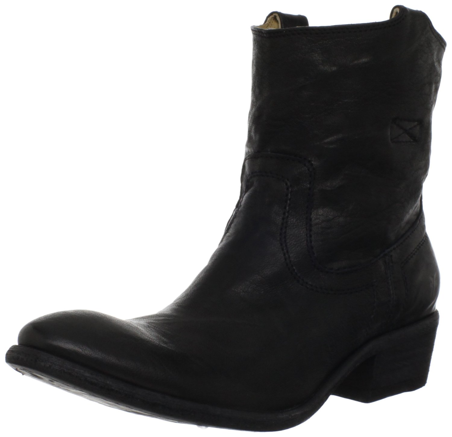 frye carson tab ankle boot