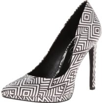 Jessica Simpson Brynn Dress Pump WhiteBlack