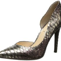 Jessica Simpson Claudette Dress Pump SilverBronze