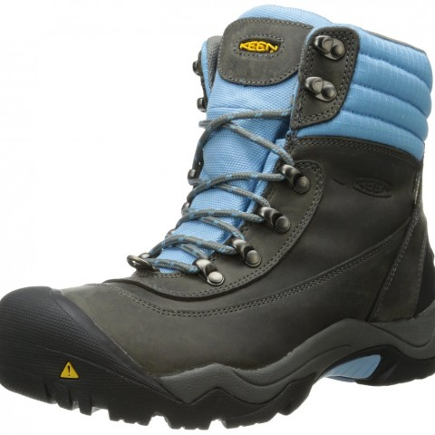 KEEN Revel II Snow Boot GargoyleAlaskan Blue