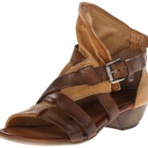 Miz Mooz Cassidy Dress Sandal Whiskey