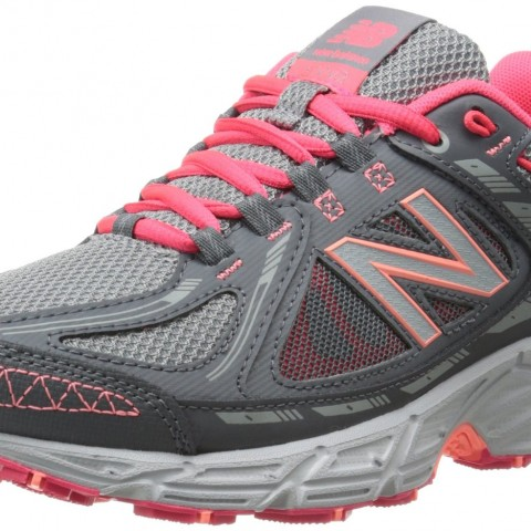 New Balance WT510V2 Trail Shoe Silverpink