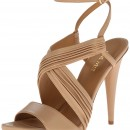 Nine West Allysway Leather Dress Sandal