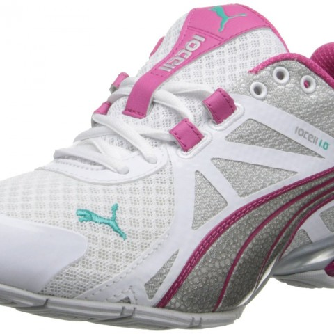PUMA Voltaic 5 Cross-Training Shoes WhiteSilverDubarry