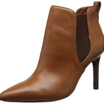 Ralph Lauren Verla Boot Polo Tan Burnished Leather