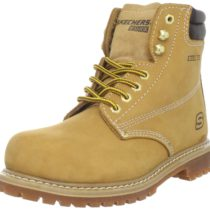 Skechers For Work Raffish Boot Wheat