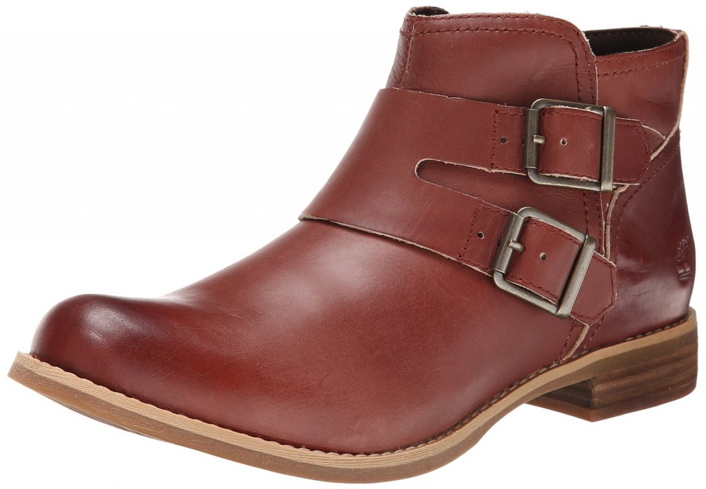 Timberland Earthkeepers Savin Hill Double Buckle Ankle
