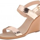 Kate Spade Nice Strap Buckle Wedge Sandal