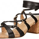 Aldo Pomeo Leather Dress Sandal