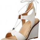 Aldo Terisa Leather Wedge Sandal
