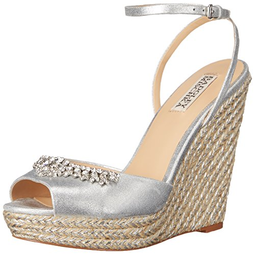 4cce70a55256 Badgley Mischka Women s Annabel Espadrille Wedge Sandal ...