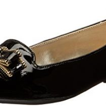 Anne-Klein-Womens-Keana-Patent-Pointed-Toe-Flat-0