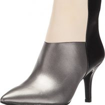 Anne-Klein-Womens-Yarisol-Leather-Ankle-Bootie-0