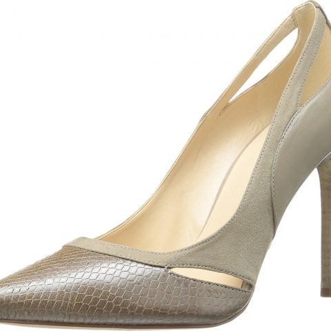 Nine West Womens Joopitar Gray Multi Color