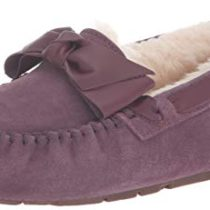 UGG-Womens-W-Dakota-Leather-Bow-Slipper-0