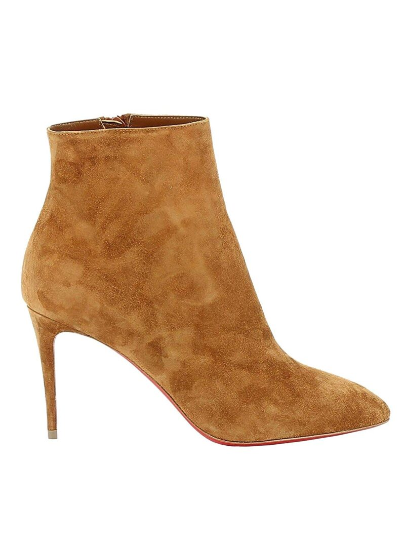 Christian Louboutin Luxury Fashion Ankle Boots 01