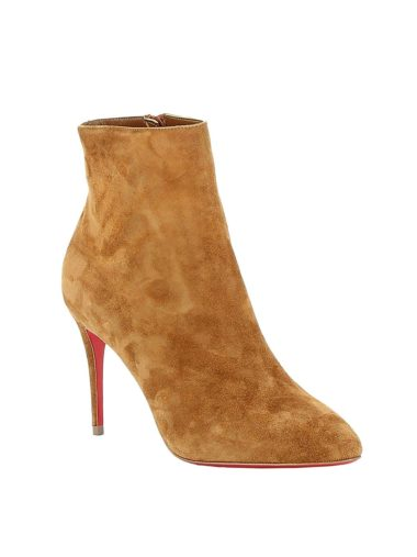 Christian Louboutin Luxury Fashion Ankle Boots 02