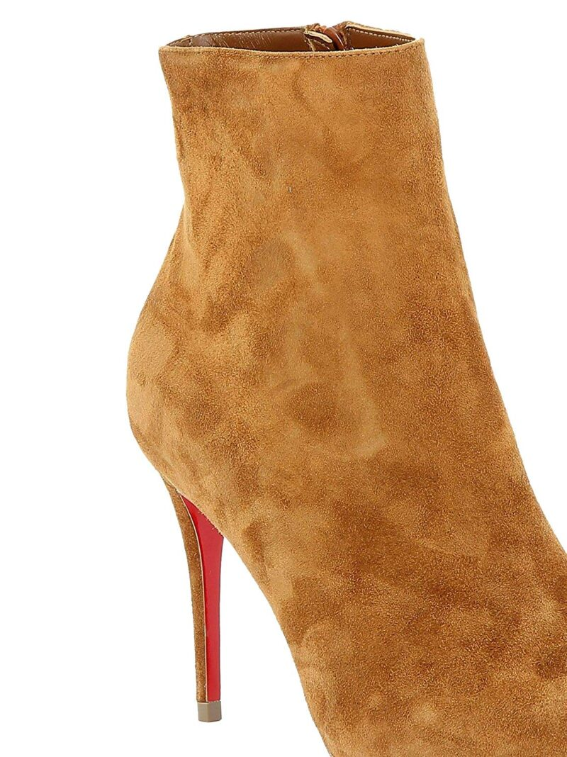Christian Louboutin Luxury Fashion Ankle Boots 04